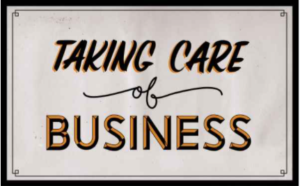 taking care of business with income generating activities
