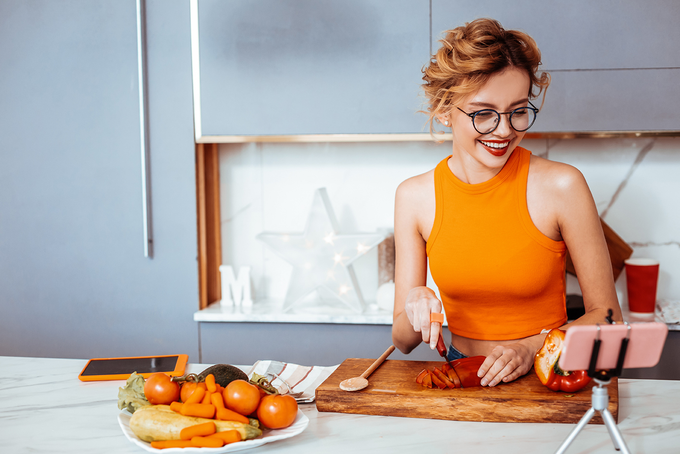 online dietitian coaching and meal prep program
